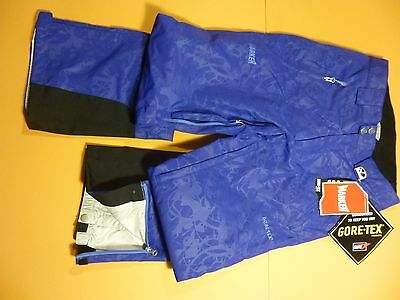 MARKER New Lady Gore-Tex ECLIPSE Embossed Ski Pants size 6