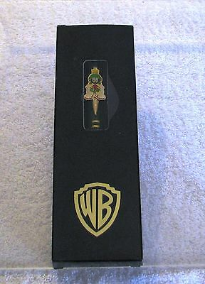 Marvin the Martian: 1996 Marvin the Martian Green Ink Pen - Unused In Box