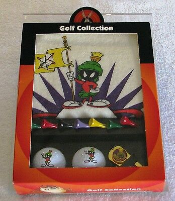 Marvin the Martian: Marvin The Martian Golf Set 1997 - New - Unopened