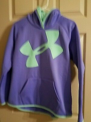 Youth Girls UNDER ARMOUR Pullover STORM Hoodie Sz XL-NWT