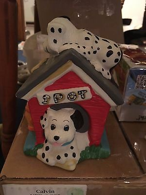 Dalmations In The Dog House Well 1 Is Other Is On Top By Ceramic Bank  Giftco