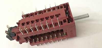 A/034/11 Ilve oven selector switch