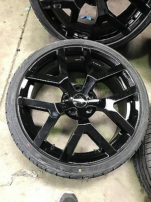 "4X Holden Commodore G8 20"" Wheels And Tyres New"