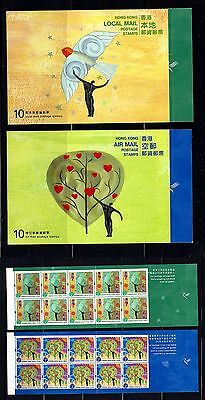 Hong Kong 2013 7-Eleven Heartwarming Local & Airmail Booklet Vf Mnh