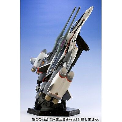 BANDAI DX Chogokin Macross for Valkyrie Variable Stand Smoke Clear Version Rare!