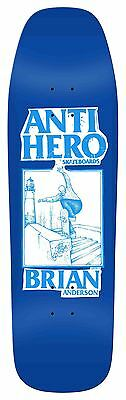 "Anti Hero - Anderson Lance Art 9.25"" Skateboard Deck"