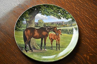 Spode Plate - The English Thoroughbred Ltd No 7967M