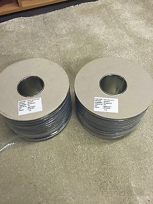 2 X 100m 2.5mm twin and earth cable Brand New