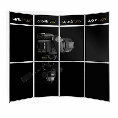 Messewand Werbedisplay Faltdisplay Plakatwand Messestand  Promotionswand Display