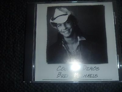 Bret Michaels Country Demos Cd Ultra Rare 2000 Poorboy Records Poison