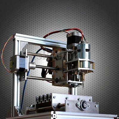 CNC Router Engraver Machine DIY 3 Axis PCB Milling Wood Carving Engraving Kit