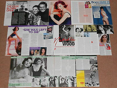 16- NATALIE WOOD Magazine Clippings (B)