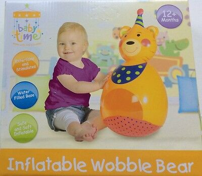 Baby Inflatable Wobble Bear.