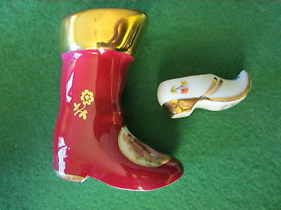 2 LIMOGES France shoes (2 lots listed)