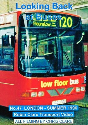 Looking Back at Buses 47 London - Summer 1996