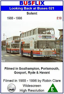 Looking Back at Buses 21 Solent 1988 - 1995