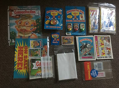 Topps Garbage Pail Kids Mega Collection - Series 1-15 + ANS 1-7 + Extra Goodies.