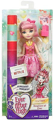 Ever After High Geburtstag Ball C.A. Amor Puppe