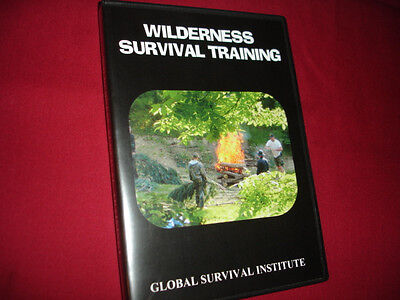 B4 Wilderness Survival Training - Special Forces Instructor -Primitive Weapons