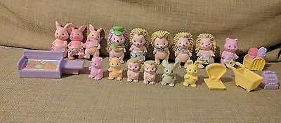 Early Learning Centre Woodland Wonders figures. * Job lot