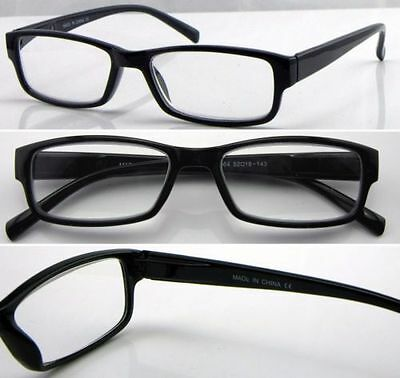 Reading Glasses Mens Womens Lightweight Spring Hinges Classic Designer Style NEW