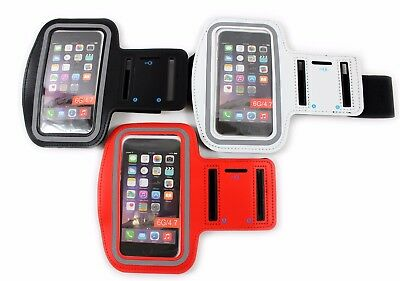 Sports Running Jogging Gym Armband Arm Band Case Cover Holder For Various Phone