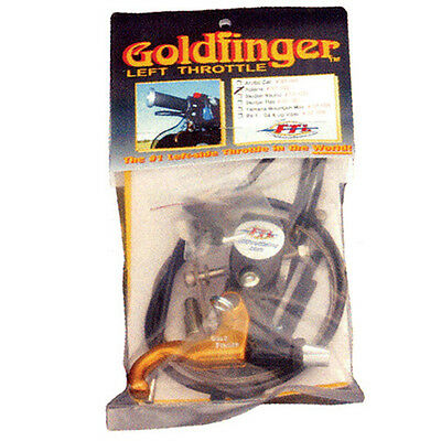 Goldfinger Left hand Throttle Polaris RMK, Switchback, Pro, AXYS - All Models