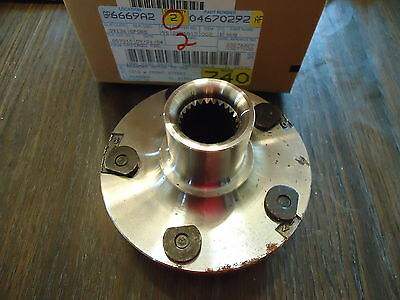 New Mopar Part# 1-04670292 Af Wheel Hub Made In Usa