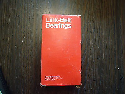 New Link-Belt Bearings #216-0 Block Bearings