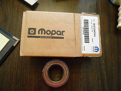 New Mopar Bearing, Part# 1-05272447Aa Made In Usa.
