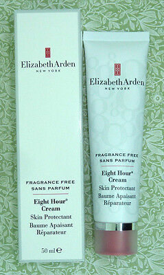 Elizabeth Arden Eight Hour Cream Skin Protectant Fragrance Free 50ml New Boxed