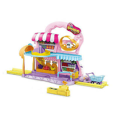 Zuru Hamsters In A House Supermarket Playset With 1 Hamster