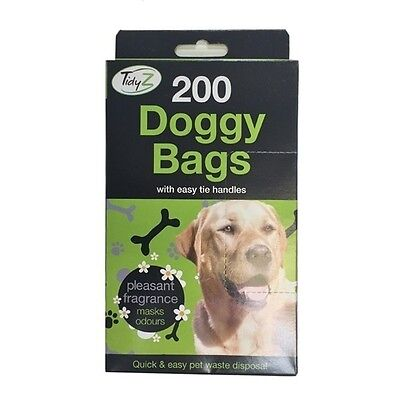 Doggy Poo Bags Dog Poo Bags Scented Pet Pooper Scooper Bag Dog Cat Poo Waste
