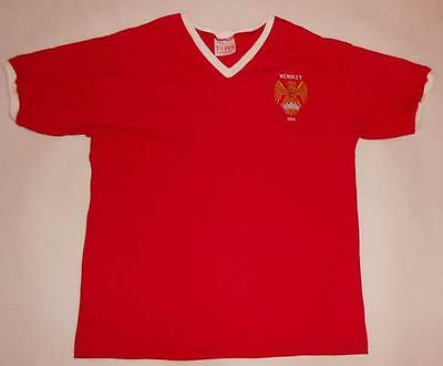 HOME SHIRT TOFFS MANCHESTER UNITED 1958 (XL) Jersey Trikot Maillot Maglia