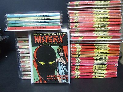 Mister X Completa 1/53