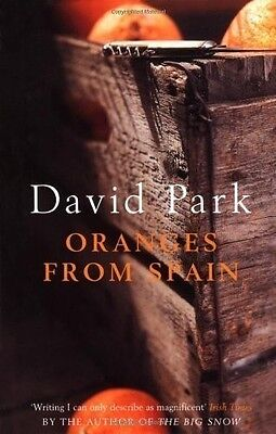 Oranges from Spain, David Park, New Book