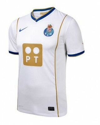Brand New Genuine Nike FC Porto 2013/14 3rd Away 120th Anniversary Shirt Mens XL