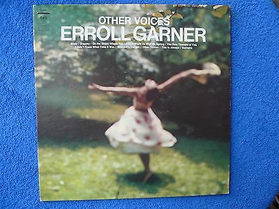 Erroll Garner 'Other Voices' - LP. Offered from a private collector...
