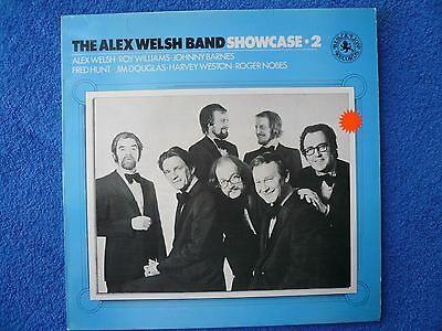 The Alex Welsh Band 'Showcase 2' - LP. Offered from a private collector...