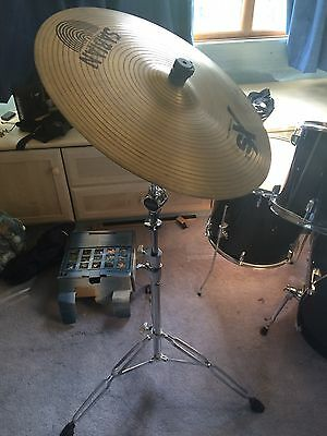 Sabian 20inch/51cm Ride Symbol With Mapex Stand