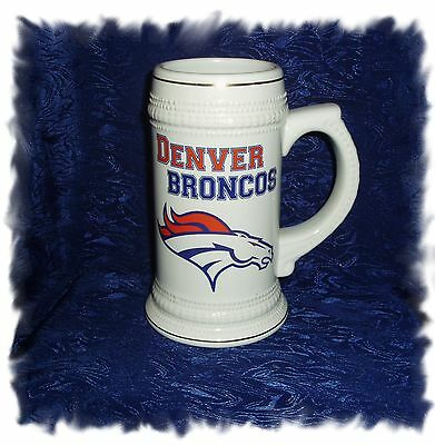 Denver Broncos German Stein