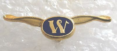 Vintage White Trucks-White Motor Company Service or Advertising Lapel Pin