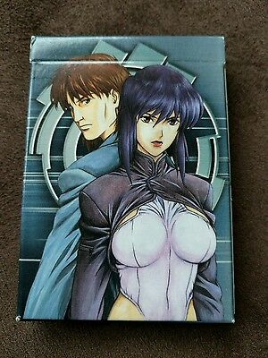 Ghost In The Shell: Stand Alone Complex 2nd GIG - Playing Cards