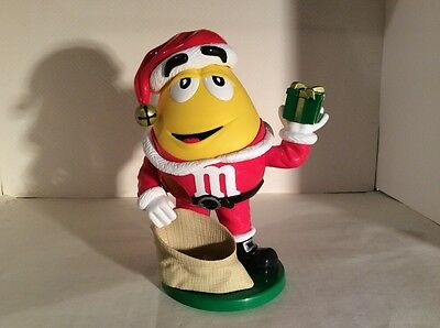 M&M Christmas Character Candy Dispenser