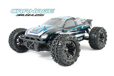 FTX Carnage RTR 1/10th Scale RC Electric Brushless Truck - FTX5543