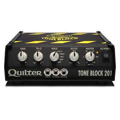 Quilter Labs, Tone Block 201, 200W Amplifier Head