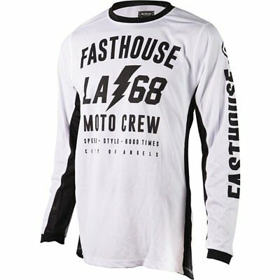 Fasthouse Cool Vented Jersey Motocross Jersey