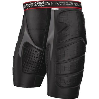 Troy Lee Designs 7605 Protection Shorts Motocross Gear