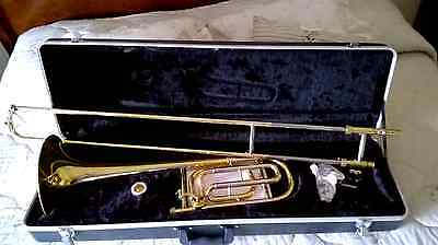 Trombone Tenore Basso Sib/Fa a coulisse