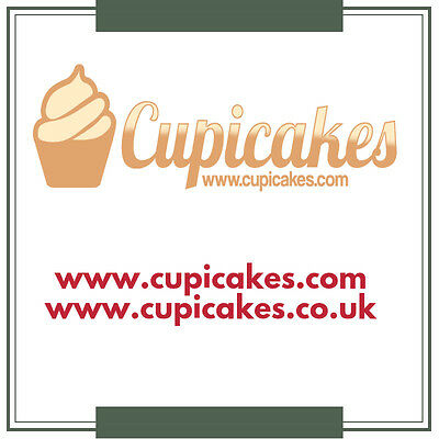 Established Domain Names For Sale: Cupicakes.com and Cupicakes.co.uk